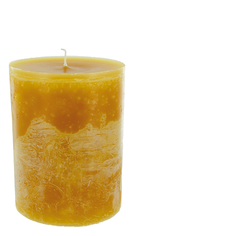 LUDO CANDLE 10X15 CURRY