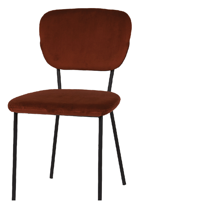 CLEVELAND DINING CHAIR BRICK