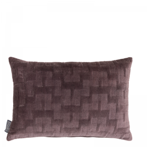 ISABELLA PILLOW RAISIN 60X40 CM L-60/W-40